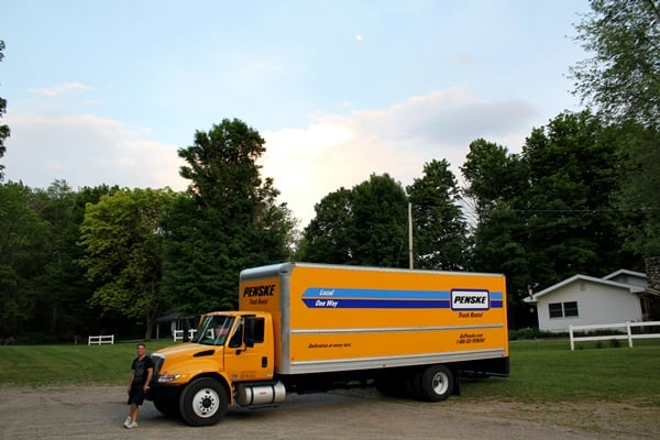 Penske Truck Rental - 17 Photos & 13 Reviews - Truck Rental