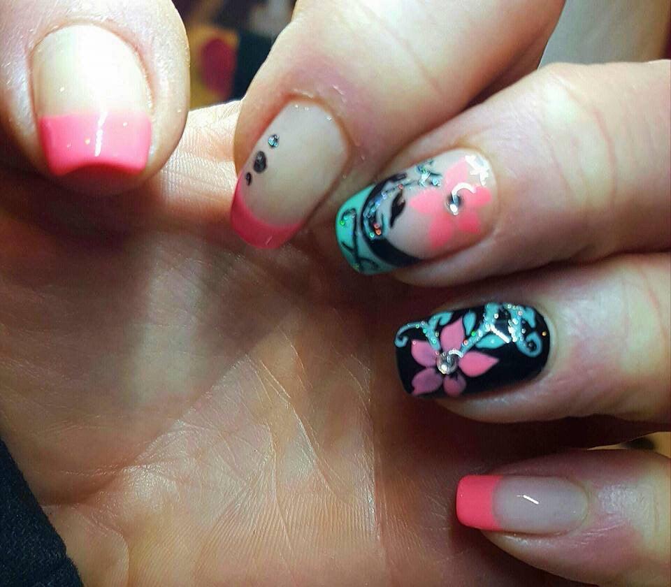 Celebrity Nail Artist: Nail Art