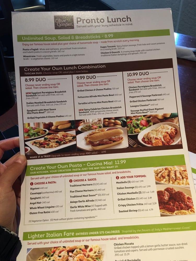 photo of olive garden italian restaurant san francisco ca united states lunch - Olive Garden Lunch Specials