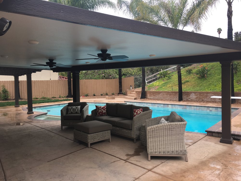 Beautiful Ultra Series Patio Cover. Love My New Outdoor ...