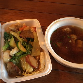 Famous Chinese Restaurant Canmore Menu