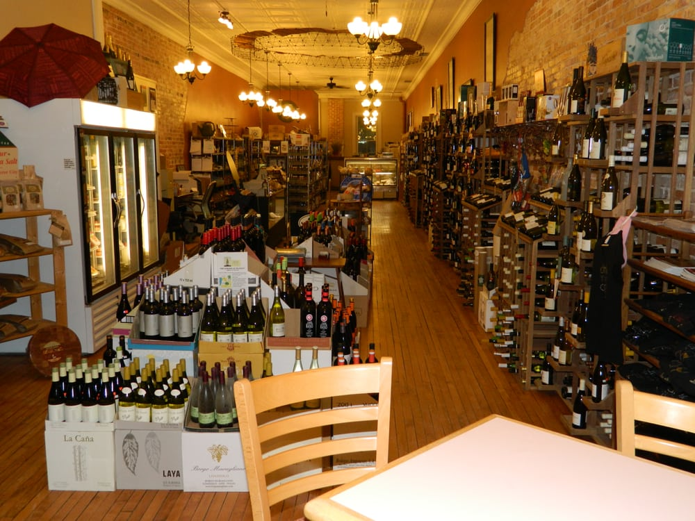 The Wine Emporium & Market: 123 Water St, Boyne City, MI