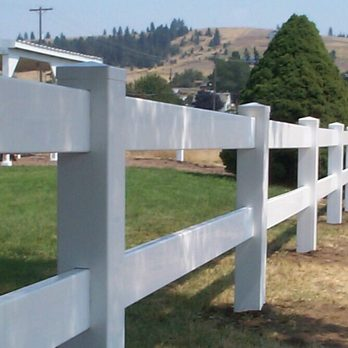 Nicks vinyl fence 264 photos 37 reviews fences gates 207 n taylor ave montebello ca - Vinyl railing reviews ...