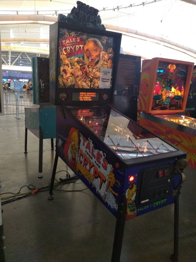 ReplayFX Arcade & Gaming Festival: 1000 Fort Dusquesne Blvd, Pittsburgh, PA