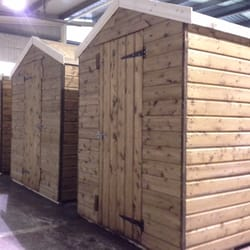 photo of glasgow garden sheds glasgow united kingdom - Garden Sheds Glasgow