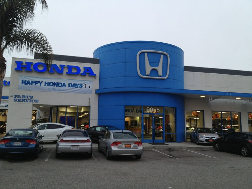 Miller honda culver city closed 151 reviews car for Culver city honda