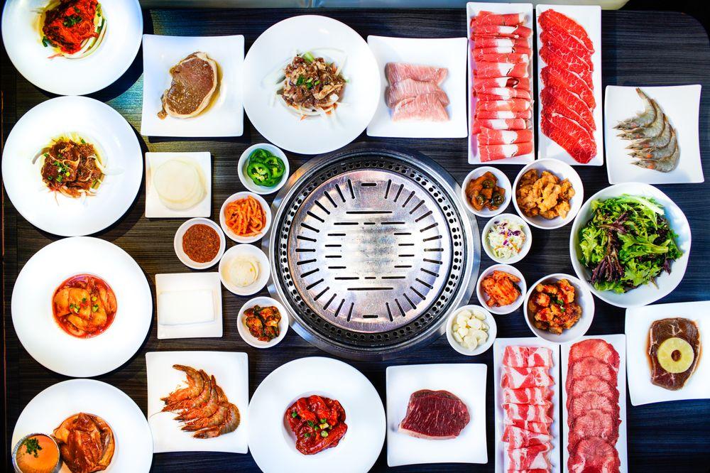 Gen Korean BBQ House: 390 N McKinley St, Corona, CA