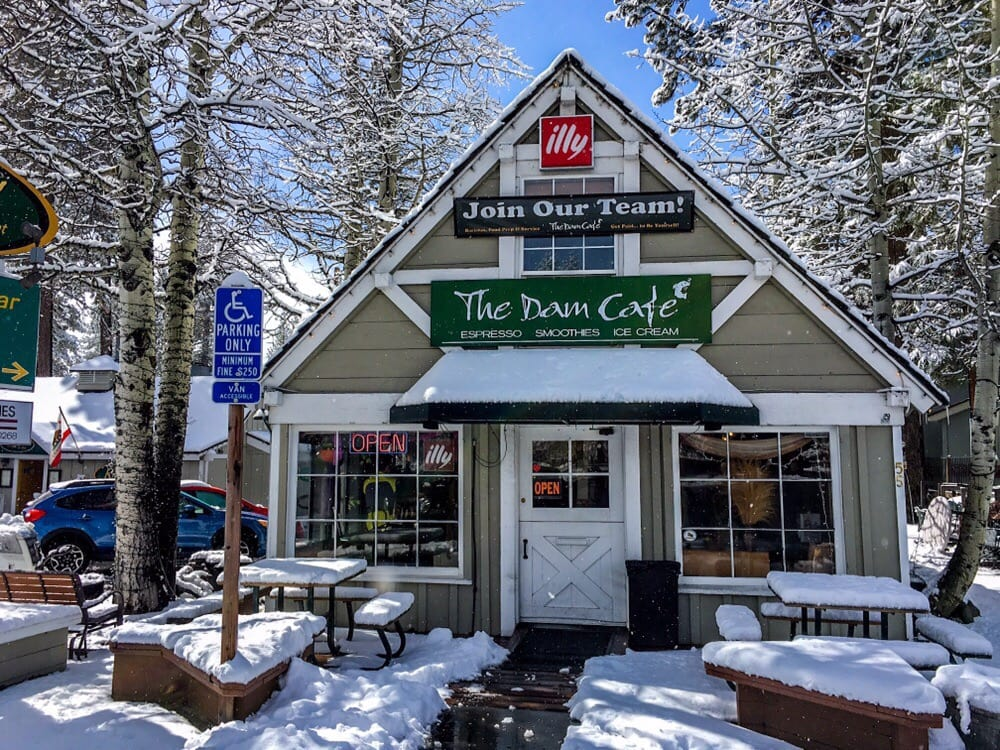 Dam Cafe Tahoe City Ca