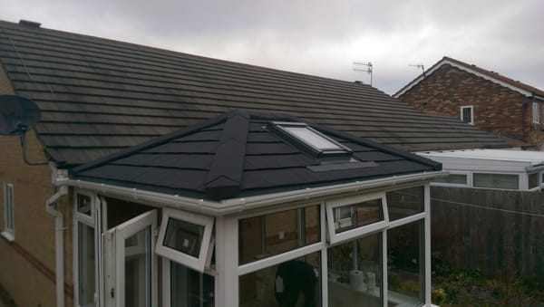 Photo For Conservatory Roof Supplies