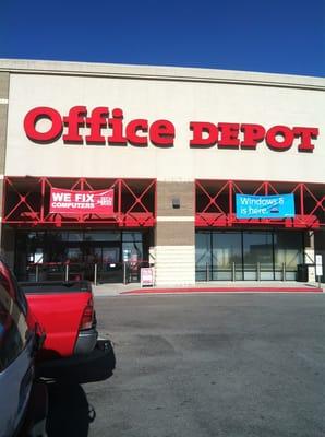 Office Depot 5850 University Dr NW Ste C Huntsville, AL