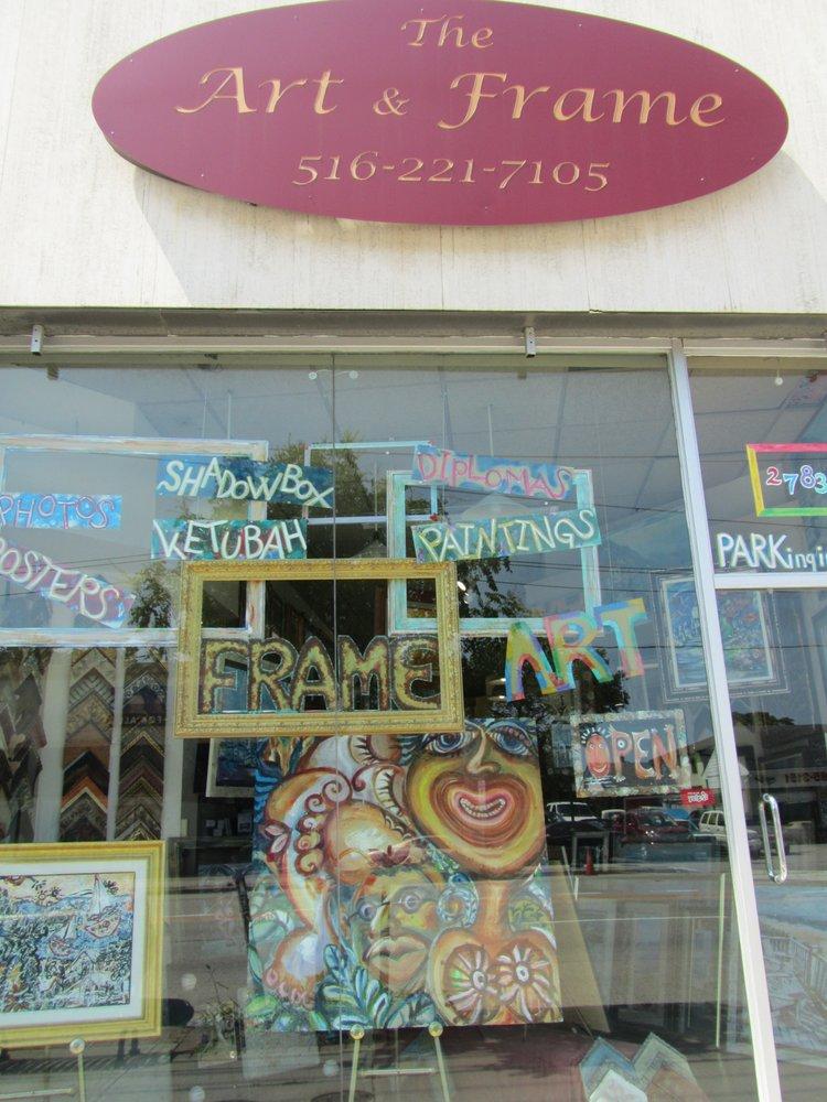Neo Art & Frame: 2783 Merrick Rd, Bellmore, NY