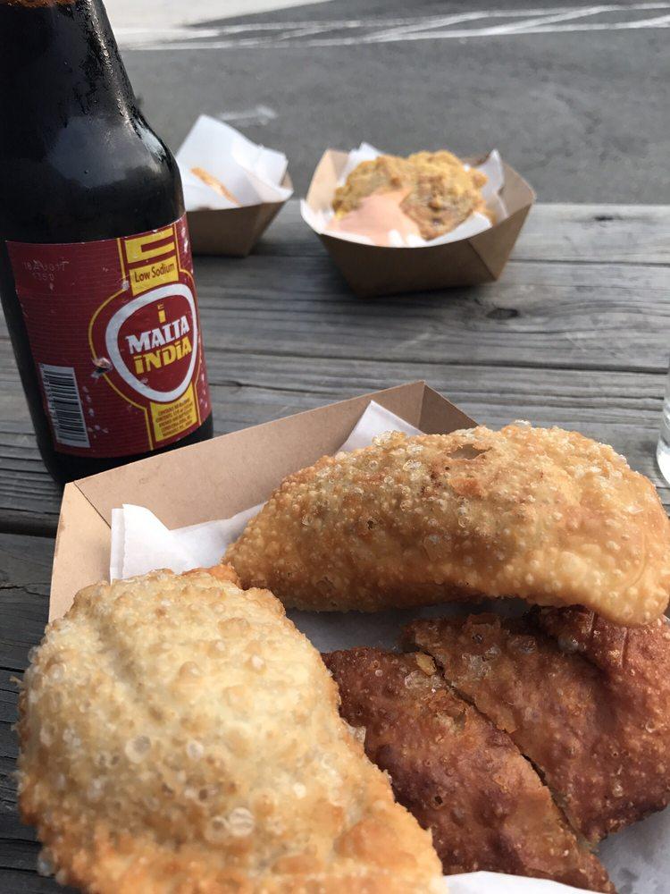 Spanglish Food Truck Raleigh Nc
