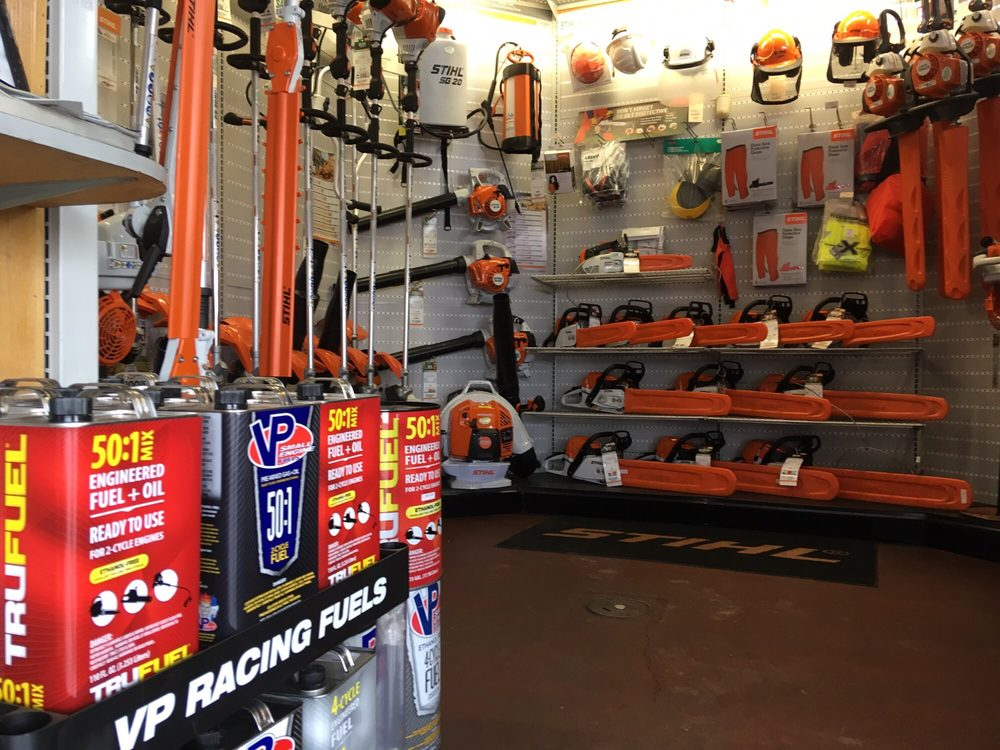 Vallejo Aloha Saw & Mower: 1144 Tennessee St, Vallejo, CA