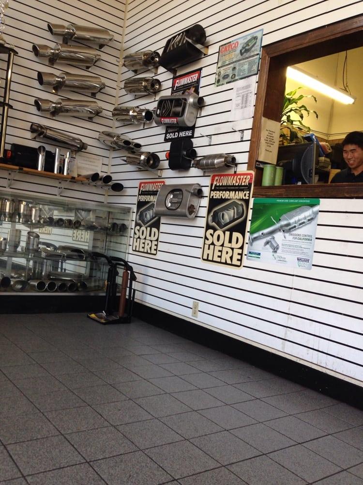 Catalytic Converter Shop Near Me >> Golden Auto Muffler & Brake Center - 26 Photos & 210 ...