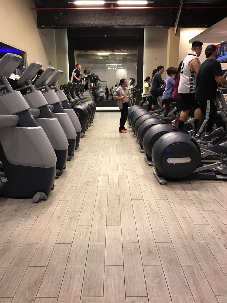 Push Fitness Club of College Point: 132-15 14th Ave, College Point, NY