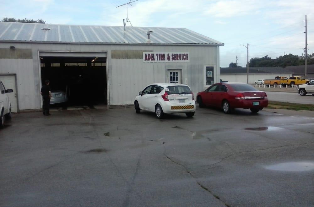Adel Tire & Service: 509 Greene St, Adel, IA