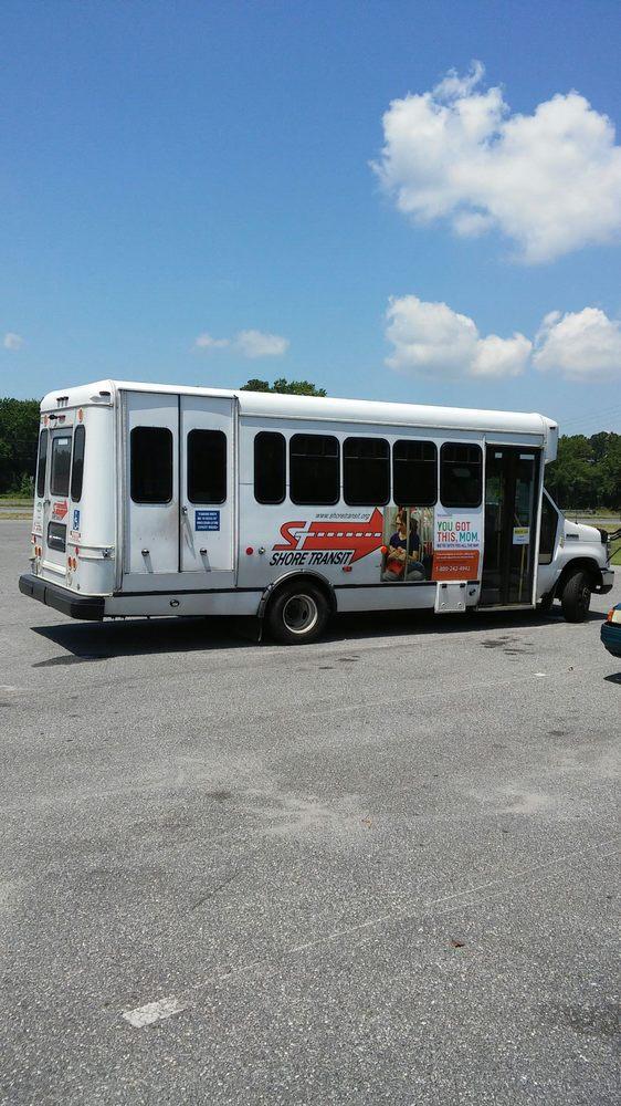 Greyhound Station: 31901 Tri County Way, Salisbury, MD
