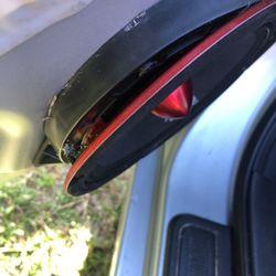 Photo Of Santa S Audio Orlando Fl United States Terrible Door Speaker Installation