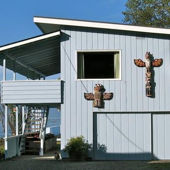 Photo Of Bullman Beach Inn Neah Bay Wa United States Right On