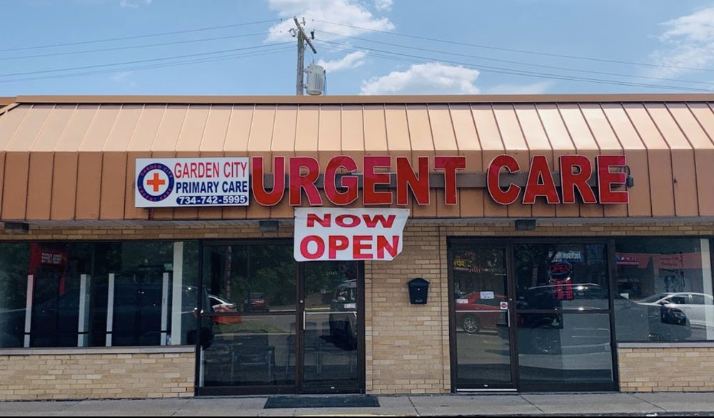 Garden City Urgent Care Walk-In Clinic: 28505 Ford Rd, Garden City, MI