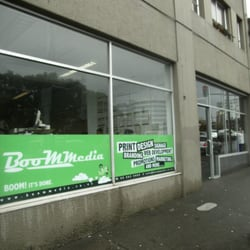 Boom Group - Advertising - 81 Grafton Rd, Grafton, Auckland