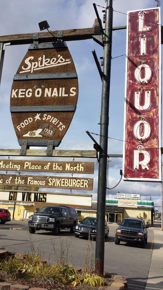 Spikes Keg O Nails - Yelp