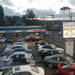Automotive Used Car Dealers · Photo Of Dick Vlist Motors   Port Orchard,  WA, United States