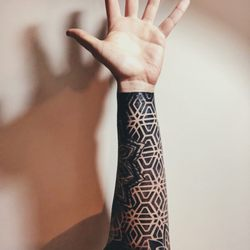 47ebef41b Photo of FORM8 Tattoo - San Francisco, CA, United States. Christian Nova -