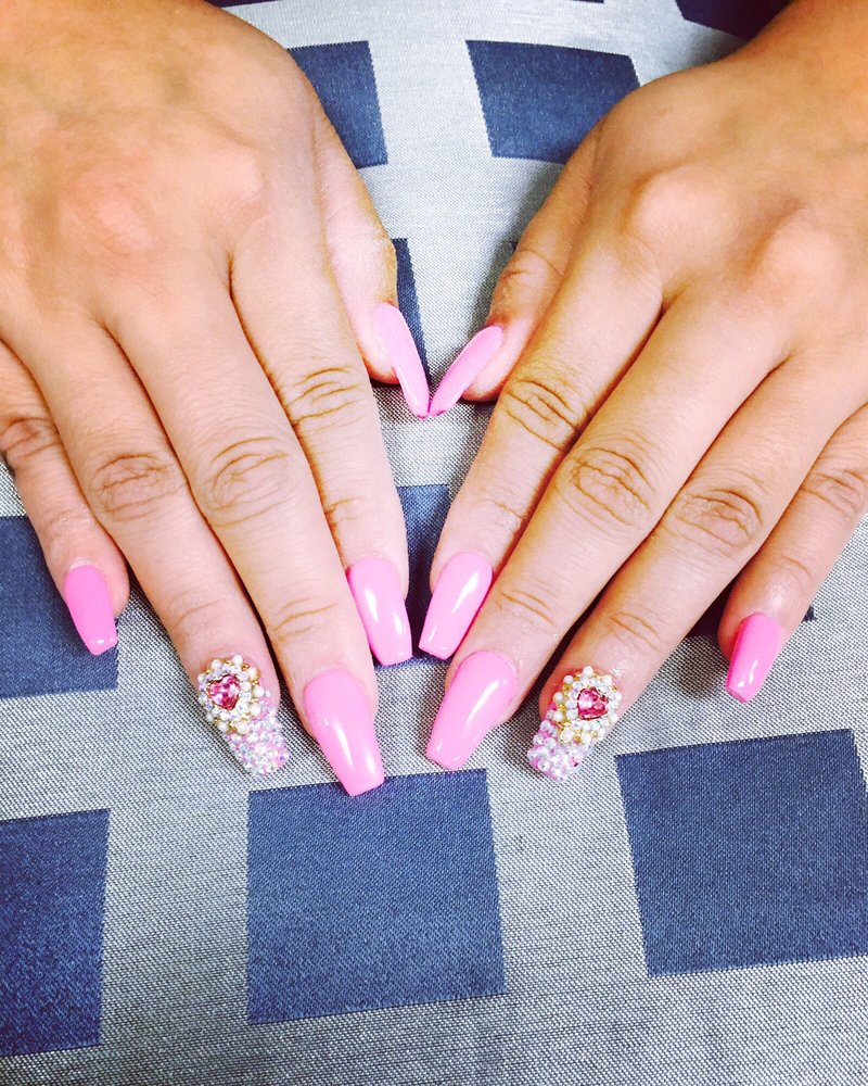 Nails And Spa Palmdale Ca