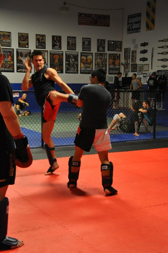 Nevada Muay Thai: 1351 Corporate Blvd, Reno, NV