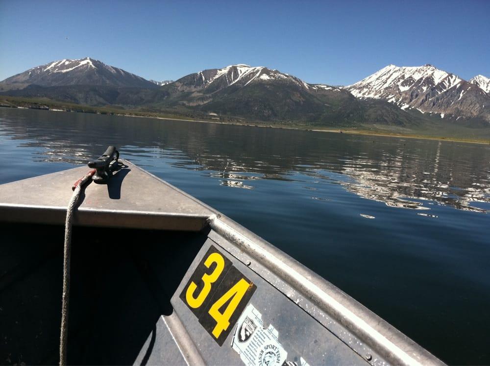 Photos For Crowley Lake Fish Camp Yelp