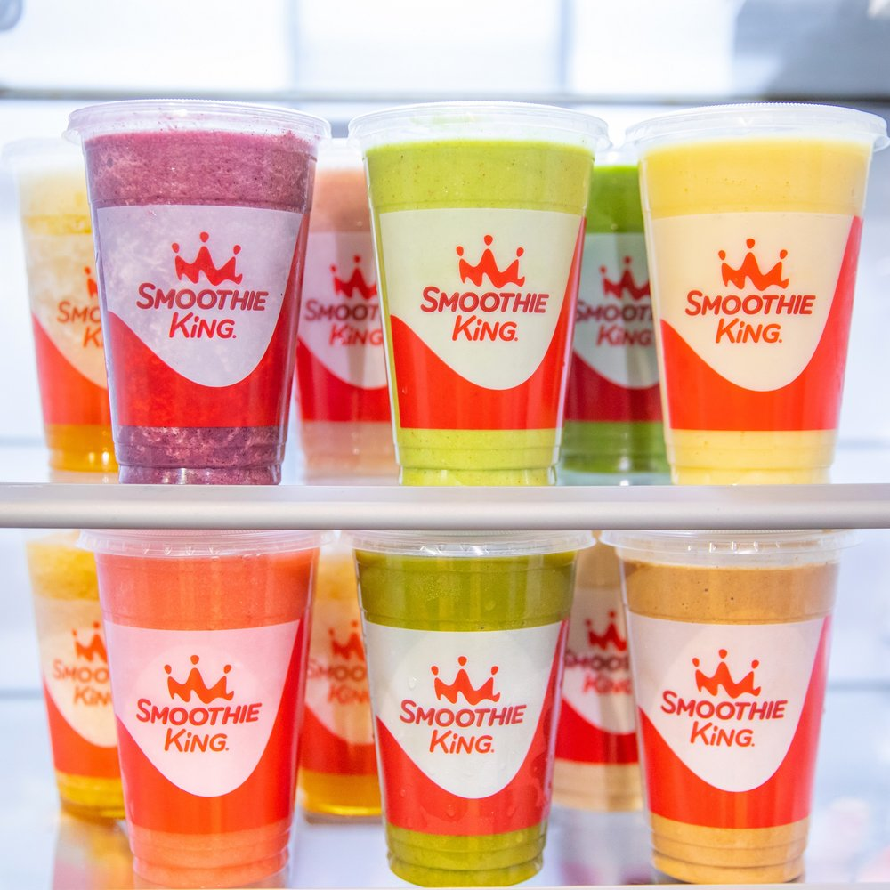 Smoothie King: 4319 Yucan Dr, Springfield, IL