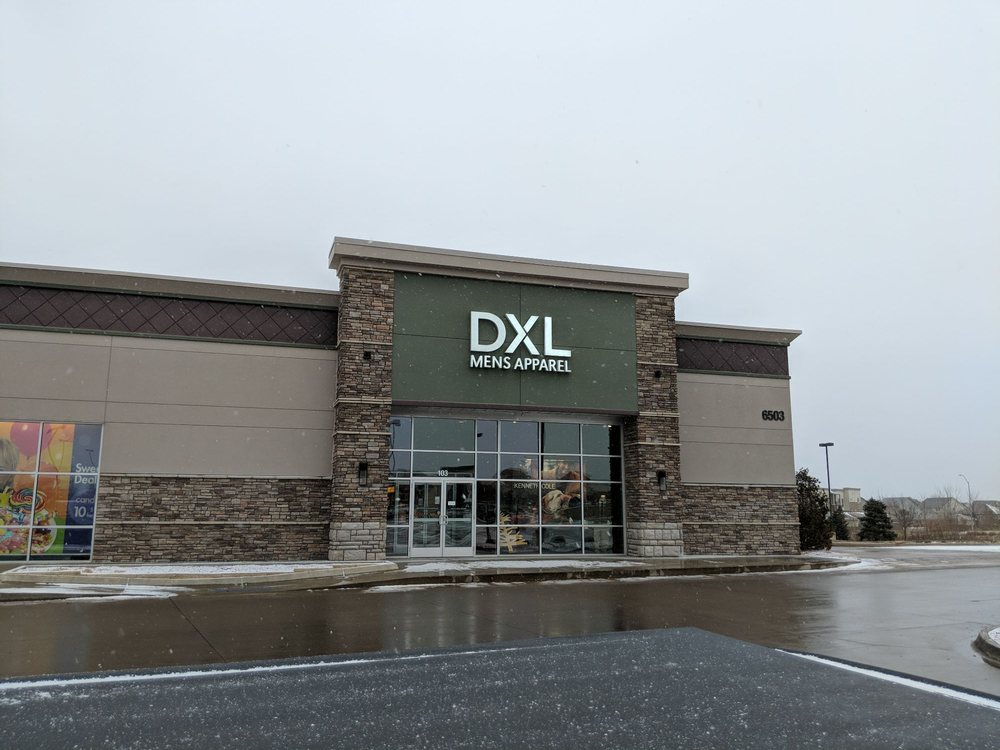 DXL: 6503 Mills Civic Pkwy, West Des Moines, IA