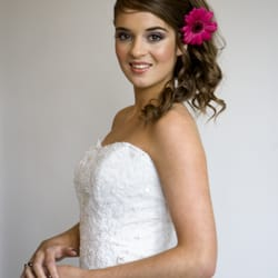 Simone Whitehead Bridal Hair
