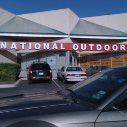 National Outdoors logo