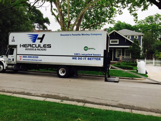 Hercules Movers U0026 Packers 553 W 38th St Houston, TX Furniture Movers    MapQuest