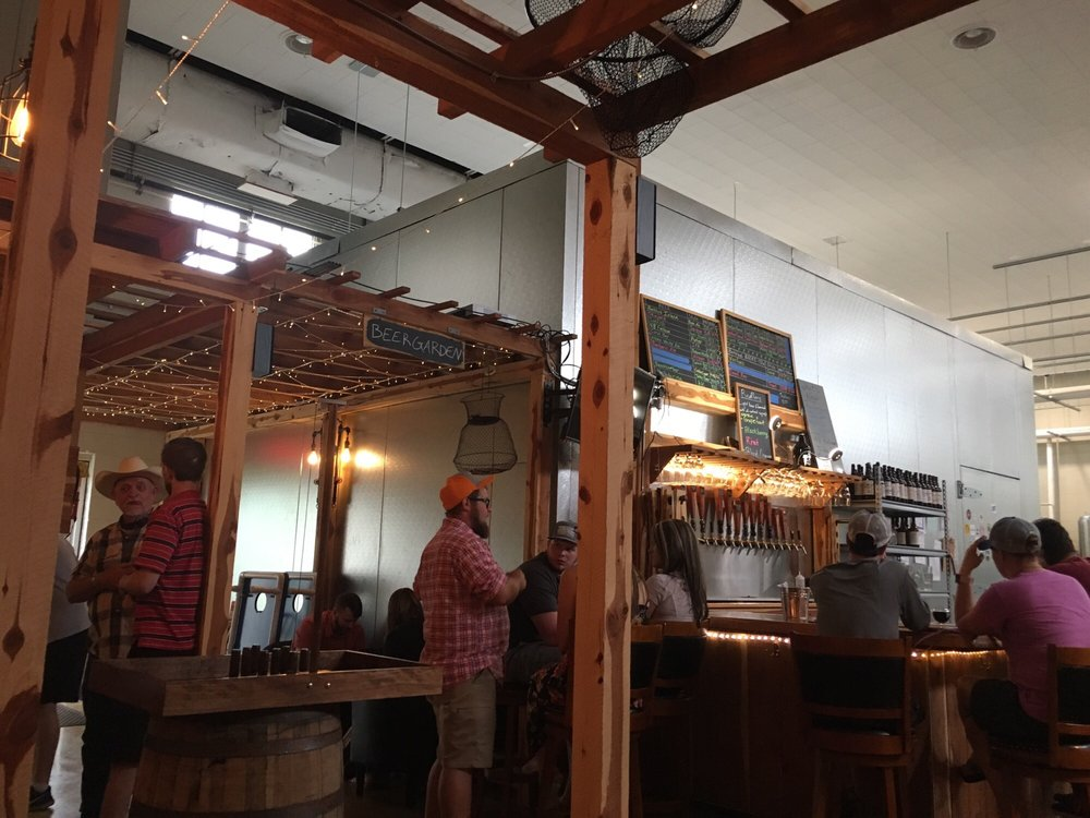 Jig Head Brewing Company: 310 Newman Dr, Cookeville, TN