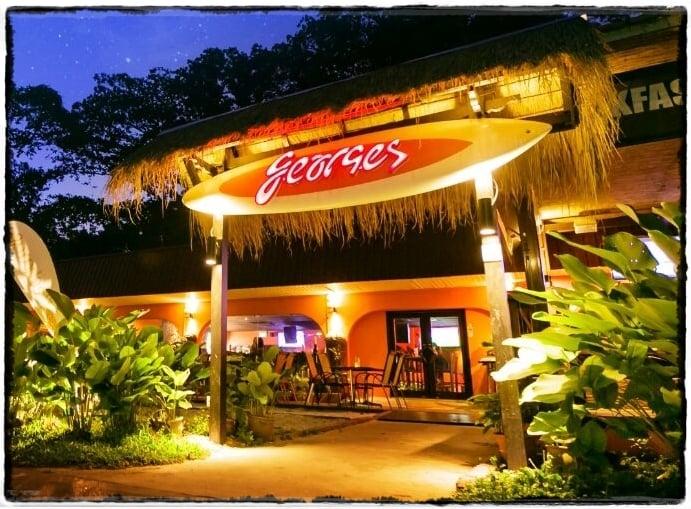 Georges Beach Club Singapore