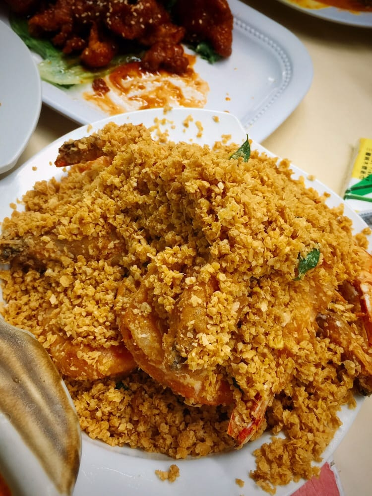 Qiang Lim Seafood Fish Head Curry Singapore