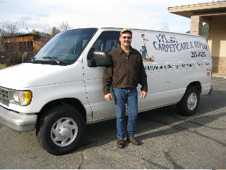Marty's Carpet Care & Repair: Quincy, CA