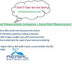 photo of aerial estimation california city ca united states aerialestimationcom - Roof Measurements