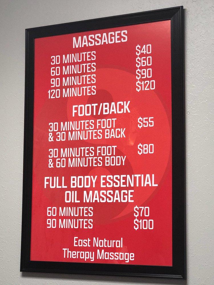 East Natural Therapy Massage: 7991 E Texas St, Bossier City, LA