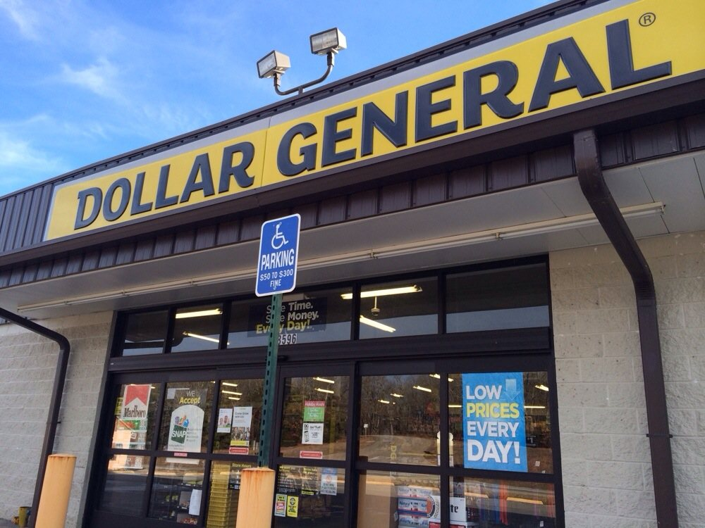 Dollar General Store: 23596 N State Highway 21, Cadet, MO