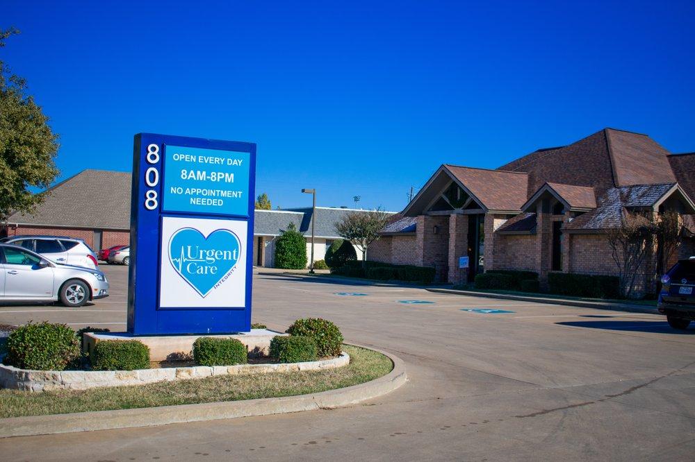 Integrity Urgent Care Cleburne, Texas: 808 N Nolan River Rd, Cleburne, TX