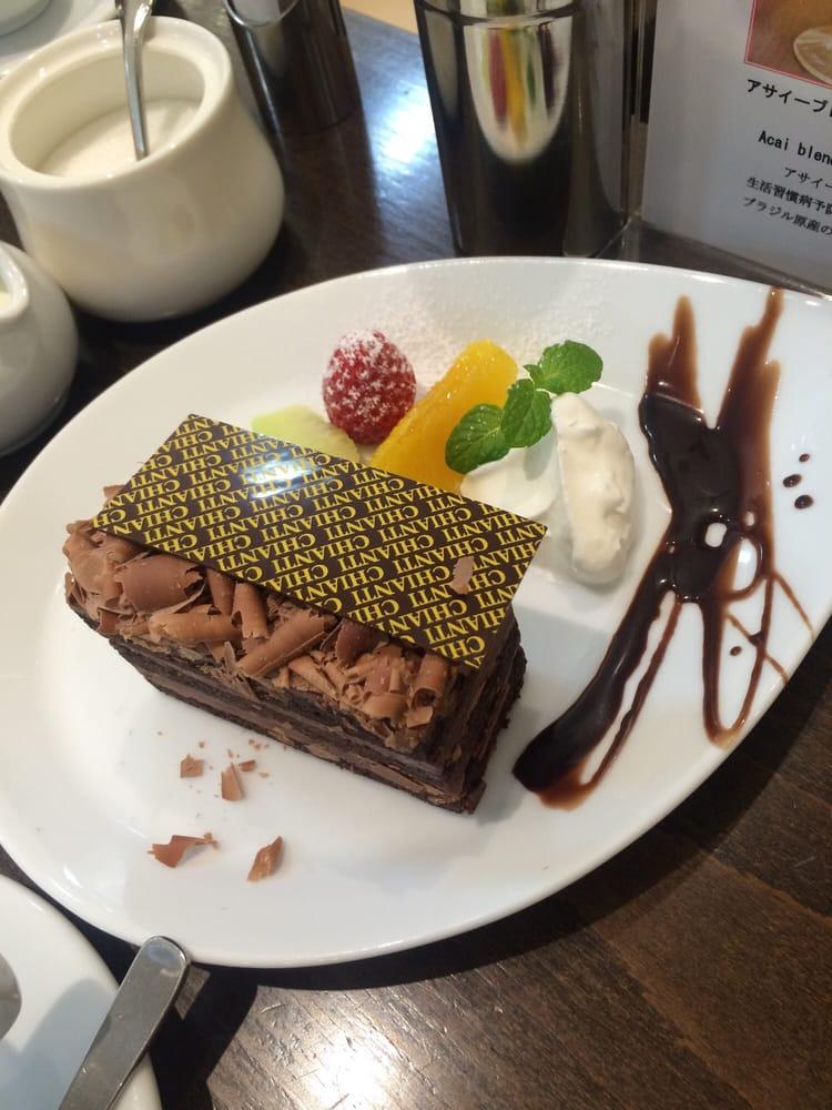 カフェ キャンティ 松屋銀座店の画像
