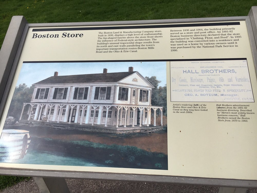 Boston Store Visitor Center