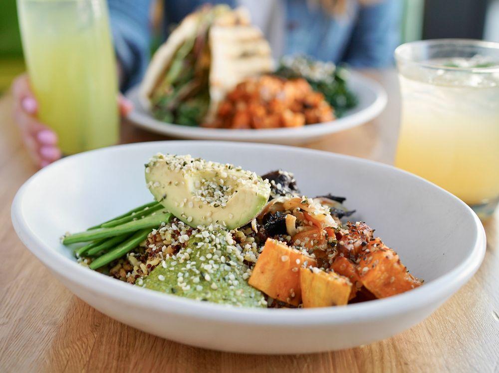 Social Spots from True Food Kitchen