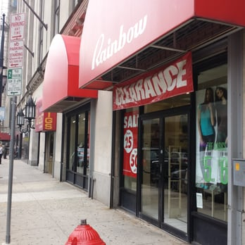 Yes clothing store downtown newark nj
