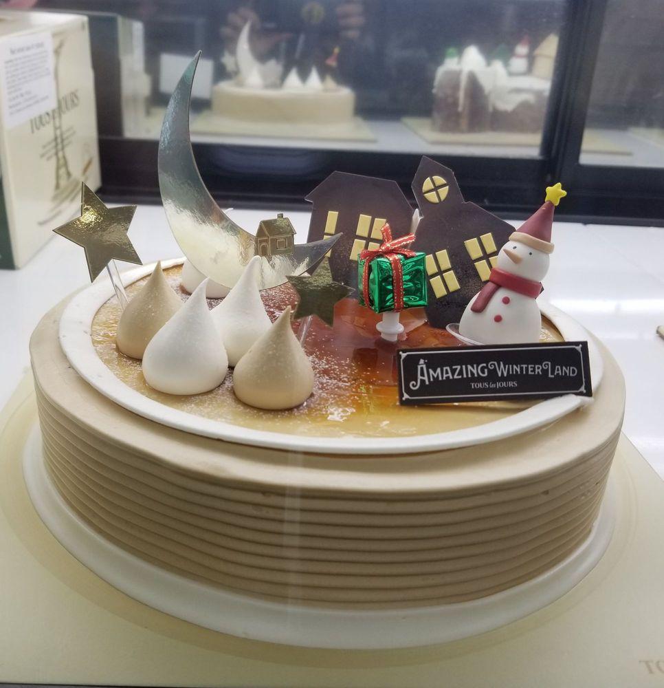 Photo Of Tous Les Jours Home Birthday Cake Edison Nj