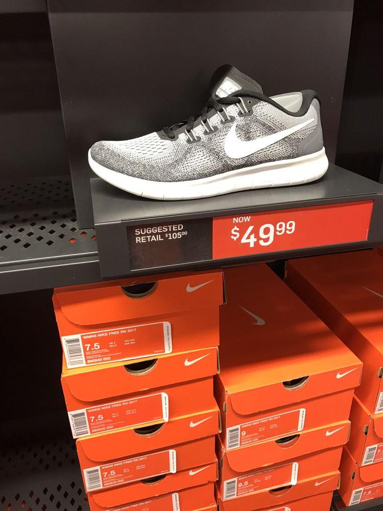 Nike Community Store: 1261 Woodward Ave, Detroit, MI